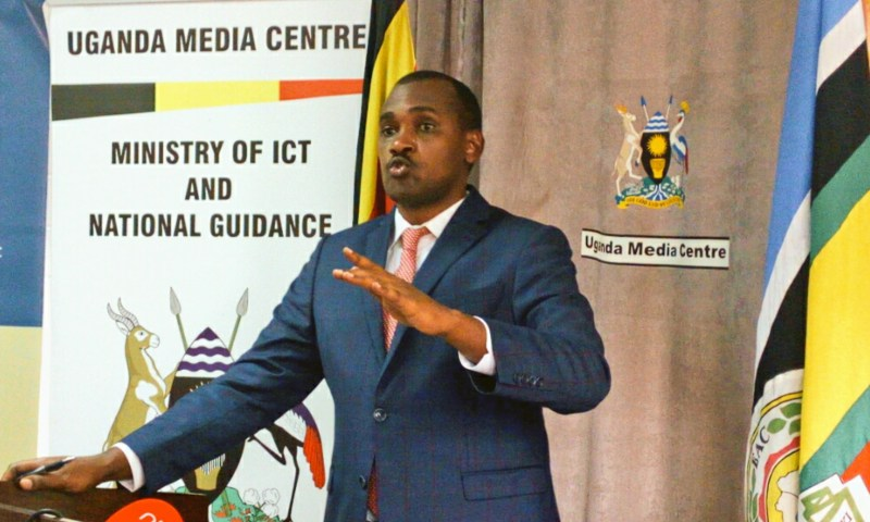Lockdown Has Hiked Acts Of Violence Against Women & Children-Min.Tumwebaze