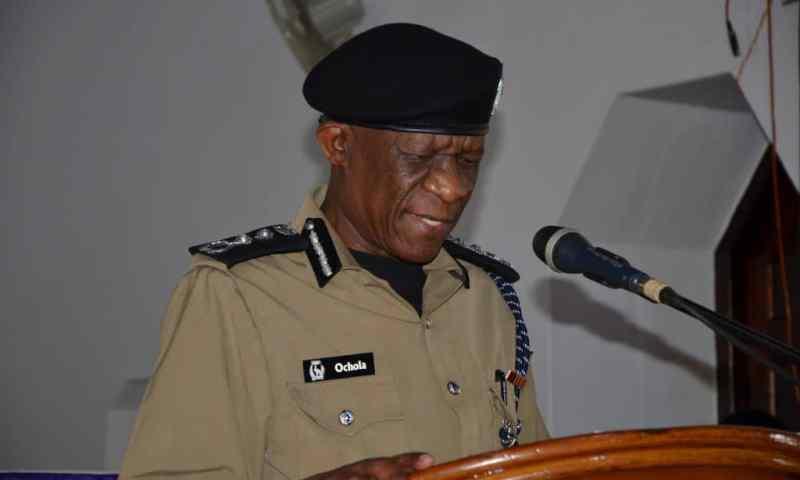 IGP Ochola Roots For Regional Support To Hunt Down Kirumira, Kaweesi Assassins!