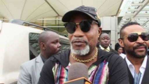 Musician Koffi Olomide Faces Fresh Arrest For Assaulting Journalist
