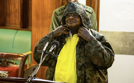 Amin Ruled Without Parliament, I can do Away With You: Museveni Threatens To Close Parliament Over Bobi Wine Torture Prob!
