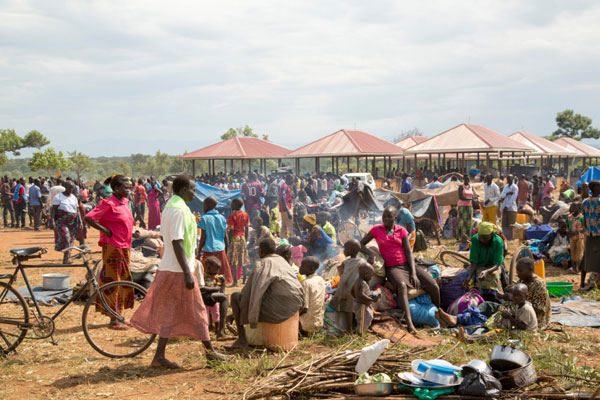 Government Opens Up Another Refugee Centre In Lamwo