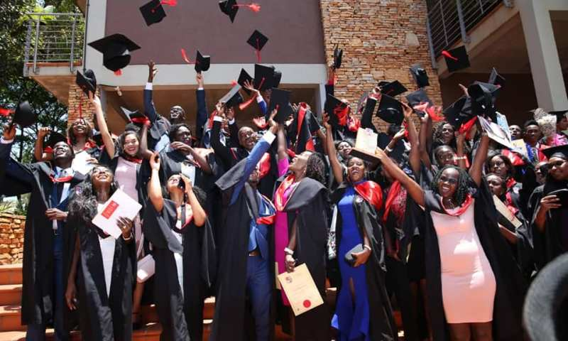 Victoria University Holds Its 3rd Graduation Ceremony,Graduands Tipped On Job Creations!