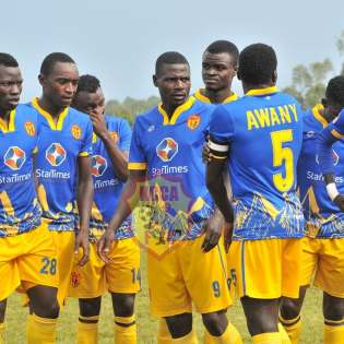 KCCA Down Onduparaka In Thrilling Encounter