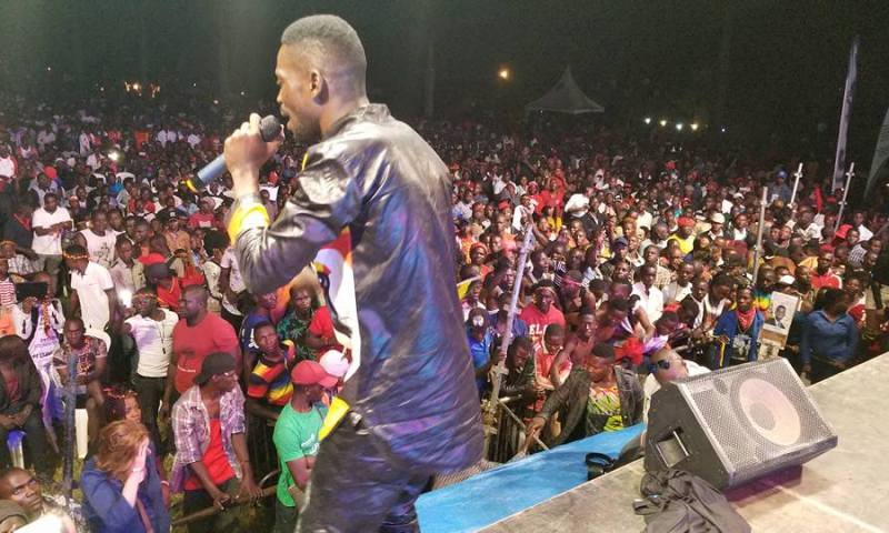No Sex, Weed Smoking At Kyarenga Concert-Police Issues Stringent Rules To Bobi Wine Ahead Of His Munch Anticipated Concert