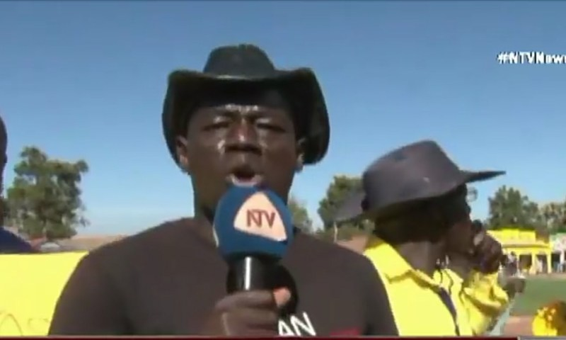 NRM Supporters Arrested Over 'Illegal' Demo In Lira