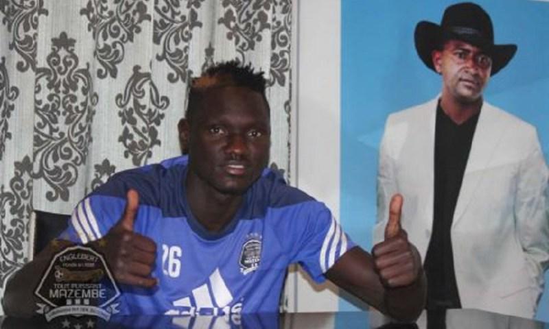 Joseph Ochaya Completes TP Mazembe Move