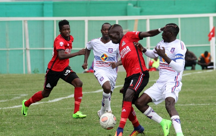 SC Vipers Humble Stubborn SC Villa To Go Top Of The Table