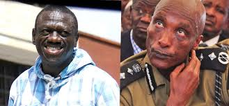 Kayihura Sends Me Messages To Save Him from Mafias, But I'm Not Willing-Kizza Besigye.
