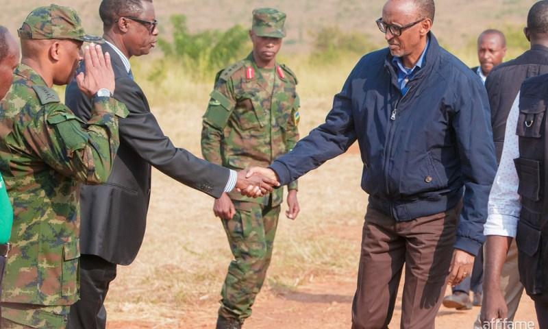 President Kagame Fires Defence Minister Kabarebe, Munyuza New IGP!