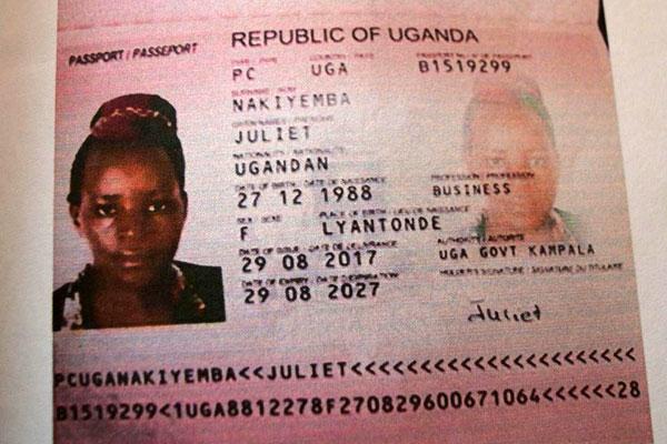 Two Arrested Over Murder Of Ugandan Woman In Jordan