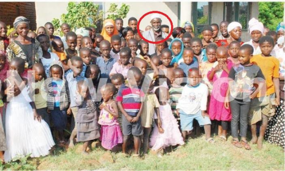 Meet 65yr Old Ugandan Businessman With 13 Wives, 266 Children!