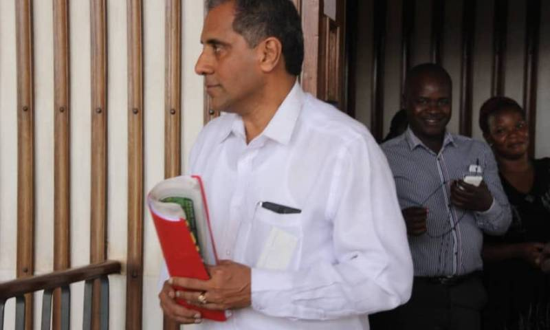 Shumuk Boss Charged With 13 Counts Of Forgery, Uttering False Documents