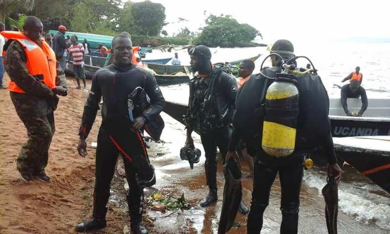 Update: Bulamu Island Boat Cruise Saturday Gruesome Accident, 22 Confirmed Dead So far