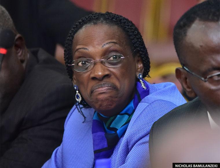 Justine Bagyenda's Passports Seized