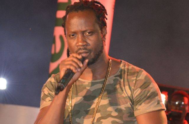 Bebe Cool Accused Of Staging 'Bottle Throwing Incident'