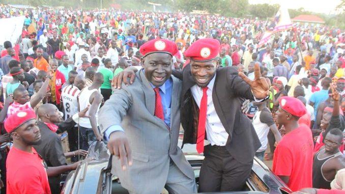 Bobi Wine, Wadri Vow Not To Return To Gulu Court
