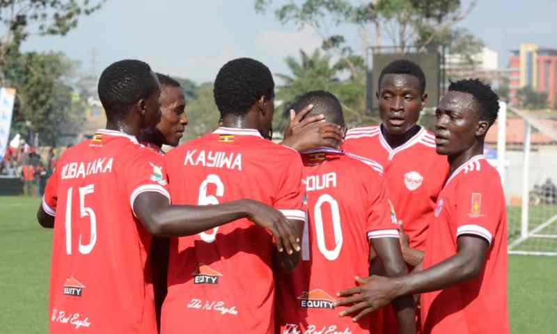 FUFA Declares Express FC Champions Of UPL As COVID-19 Mysteriously Ends Season