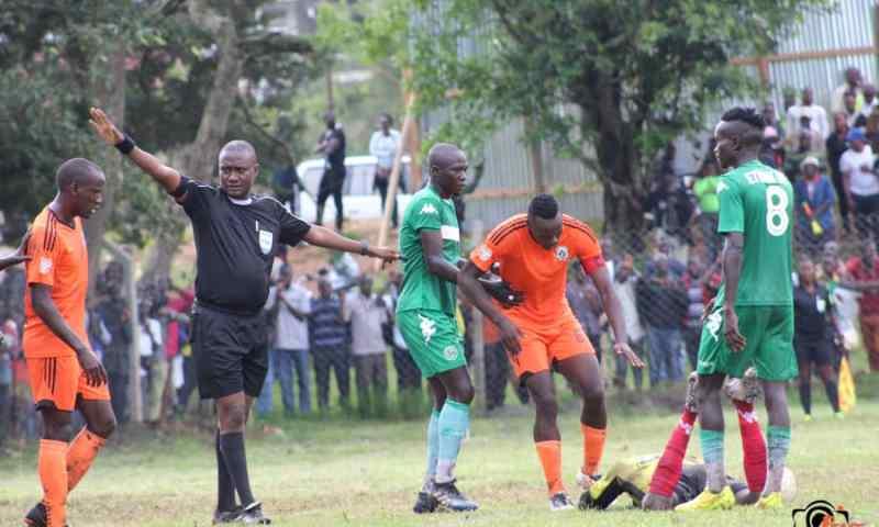 Tooro United Lock Horns With Onduparaka In Goalless Thrilling Match