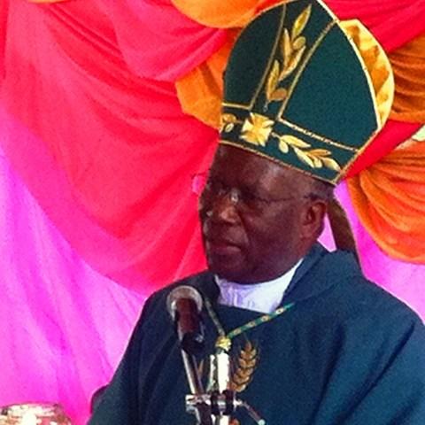 Bishops Joseph Zziwa,Tooro's Muhiirwa Eat Big AT The Uganda Episcopal Conference!