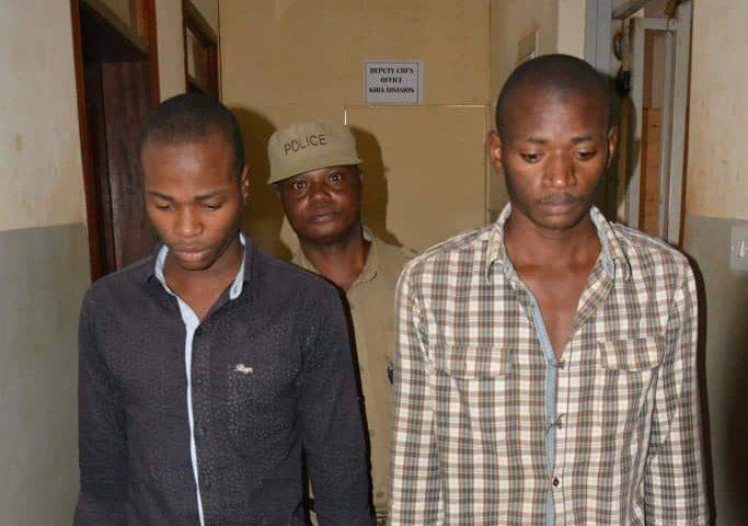 Business Man Rwego Killers Remanded To Luzira Upper Prison