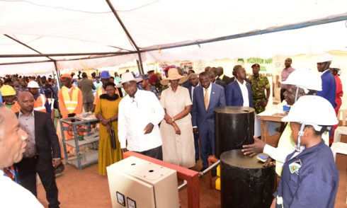 President Museveni Launches Albertine Region Bursary Scheme, Targets Over 600 Beneficiaries