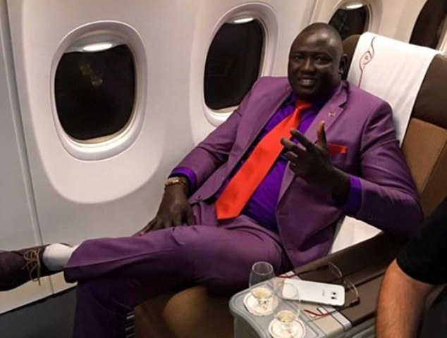 'Missing' South Sudan Tycoon Lual Malong Arrested By ISO In Uganda