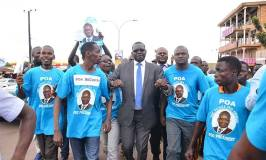 100 NRM Supporters Cross To FDC