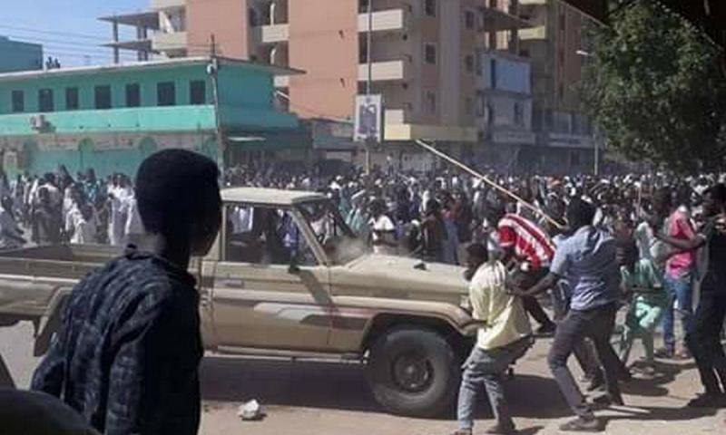 Bashir Evacuated From Mosque As Sudan Protests Continue