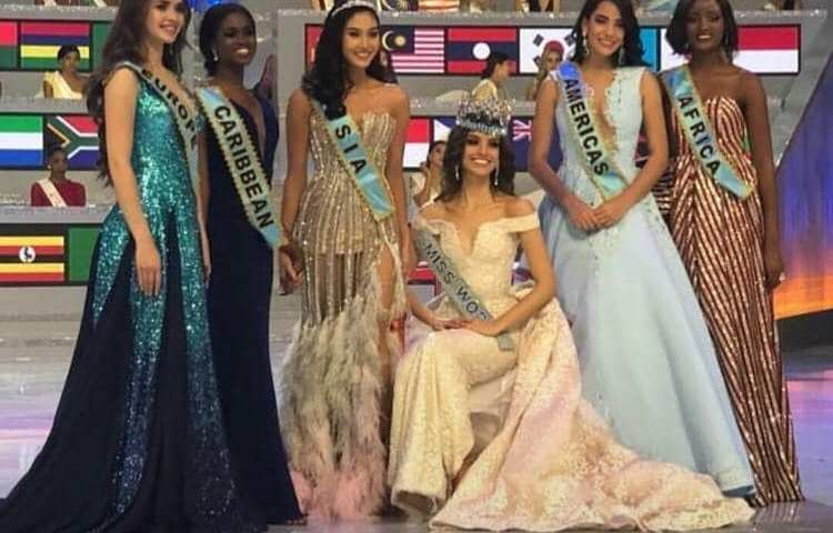 Uganda's Quiin Abenakyo Crowned Miss World-Africa 2018!