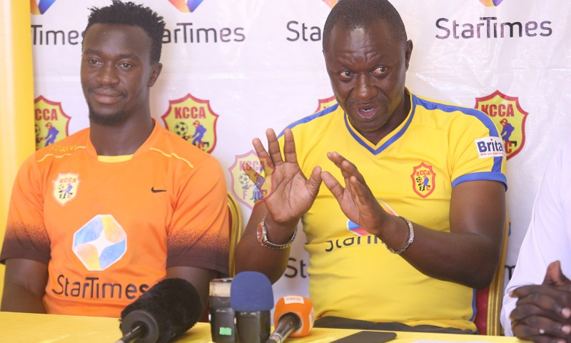 KCCA Out To Maintain Top Spot In StarTimes Uganda Premier League