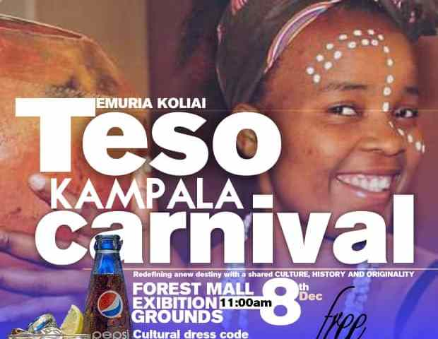 Teso Kampala Carnival Set To Unite Thousands Of Iteso Across All Regions