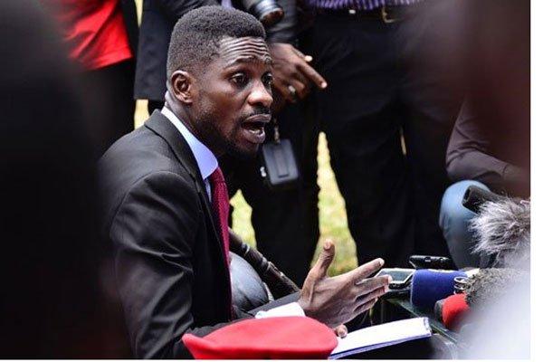 Parliament Tasks Gov't To Explain Why Security Forces Block Bobi Wine Concerts
