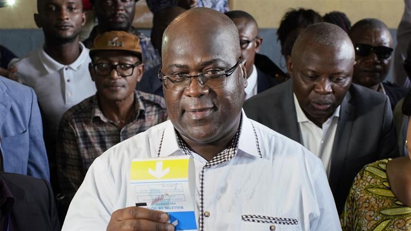 DRC Constitutional Court Upholds Tshisekedi Legitimate President