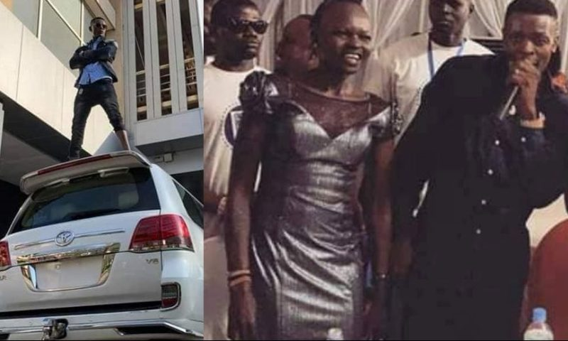 Chamelone Linked To South Sudanese Sugar Mummy