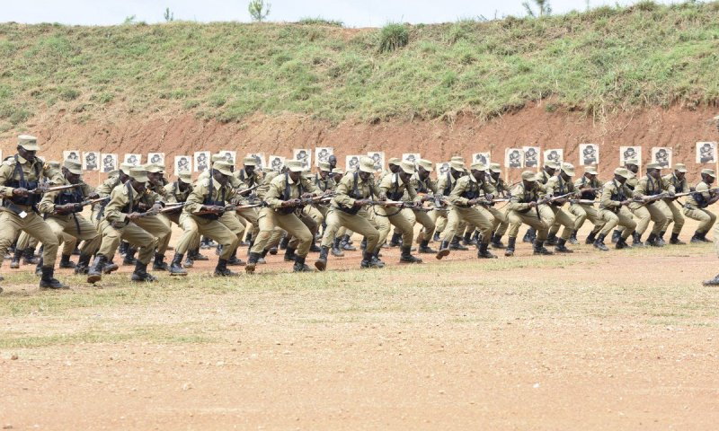 IGP Sends 120 Police Officers To Kabalye For Refresher Course