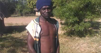 Man Swims 5km In L.Victoria To Escape From Uganda Army