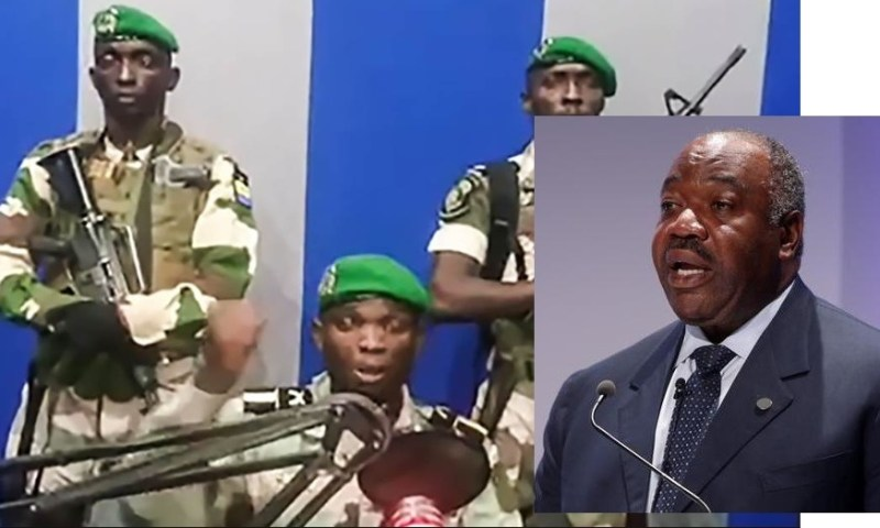 Gabon's Top Coup Leaders Arrested, As Calm Returns In Libreville