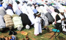 Police Blocks Muslim Prayers  Over Kenyan Terrorist Attack