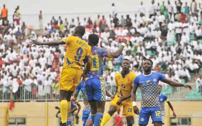 Tough Times For KCCA Ahead Of Return Leg