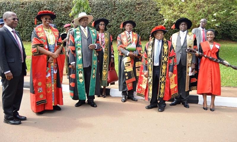 President Museveni Raises University Professors'  Salary To Shs15M