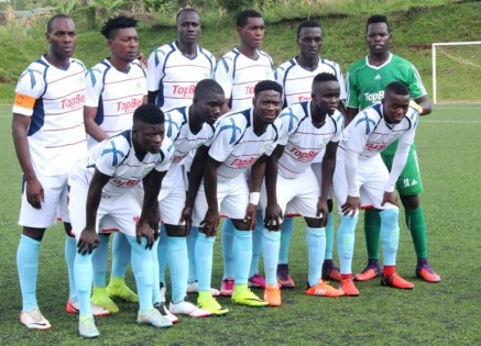 Mbarara City Ejected Out Of Stanbic Uganda Cup