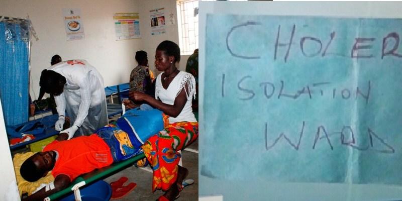 Cholera Breaks Out In Kampala