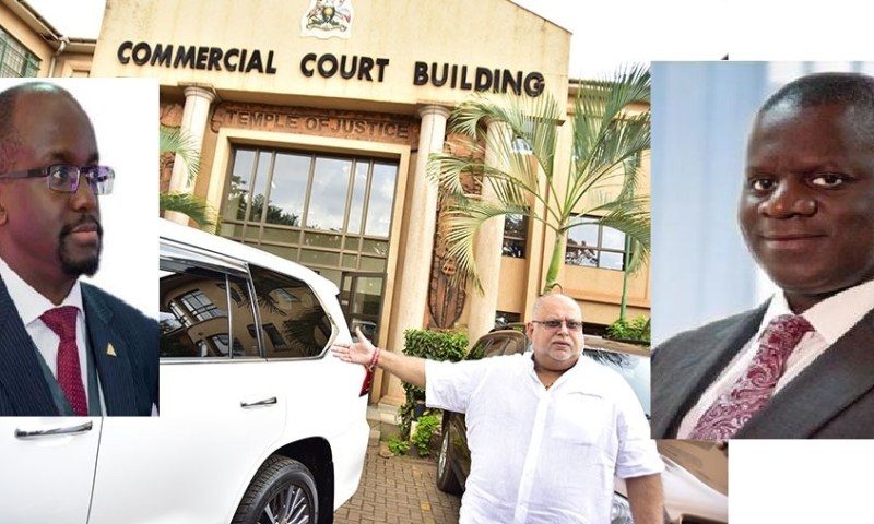 Court Bans Two Prominent City Law Firms From Crane Bank Cases For 'Conflict' Of Interest