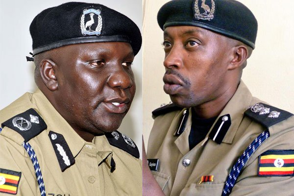 Fred Enanga Replaces SSP Emilian Kayima AS Spokesperson In New Police Shake Up!