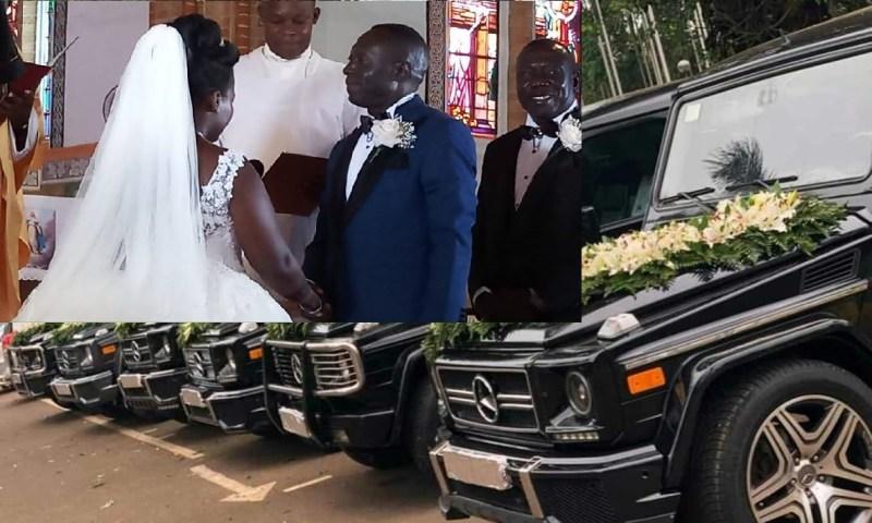 Ambassador Blows Whooping Shs1Bn On Lavish Wedding