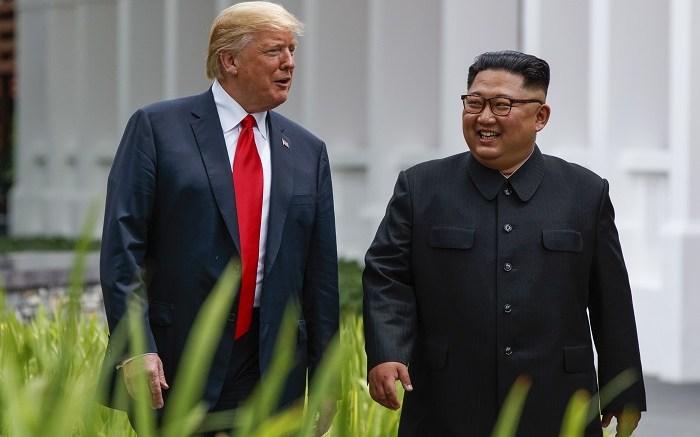 Trump, Kim Jong-Un To Meet Again In February