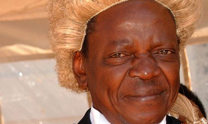 Justice Remmy Kasule Rushed To Kampala Hospital Over Acute Heart Attack