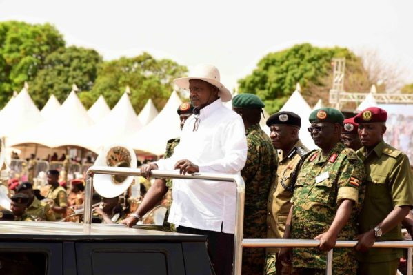 UPDF Ready To Crash Any Forces Of Destabilization- Says Gen Museveni