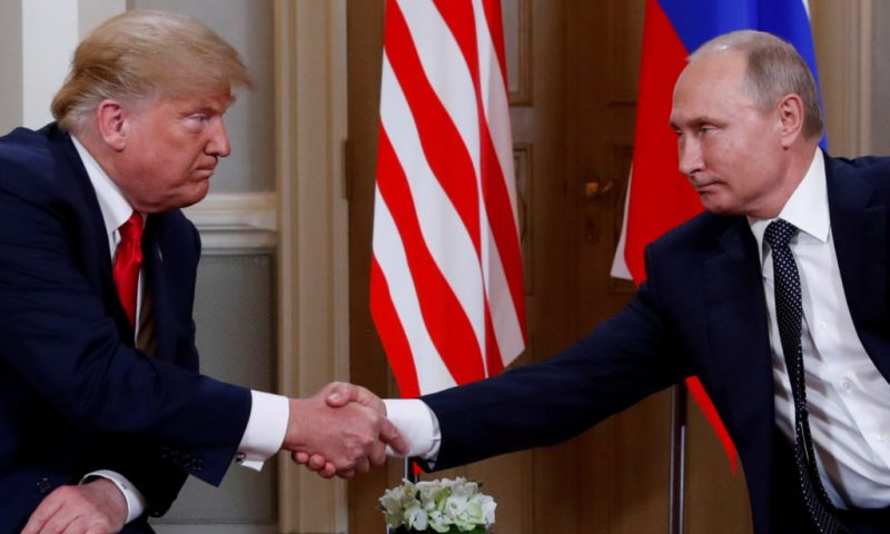US Formally Withdraws From INF Treaty, Russian Putin Ached By Trump's 'Village life'!