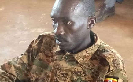 UPDF officer who killed Family Of 4 In Alebtong Charged With Murder